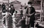 Торг на Сенной площади. Фотография 1904 года.