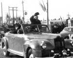 Приезд Н. С. Хрущева в Рязань 12 февраля 1959 года, вокзал Рязань-II.