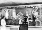 Рязанский магазин, 1950-е годы.