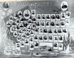 Группа выпускников – учащихся 2 гимназии 8 класса. 1913 год.