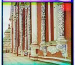 Деталь стены Успенского собора