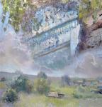 """Село Решетино"", фрагмент"