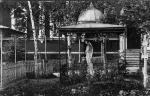 Скопин, Надгробие Боклевскому, поставленное итальянцами и уничтоженное в 1950-х годах