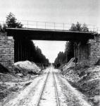 Путепровод на пересечении Рязано-Владимирской и Люберецко-Арзамасской линий