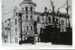 """Здание на ул. Полонского, в котором в 1920-ые годы располагалась служба """"скорой помощи""""."""