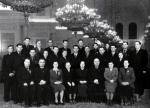 А.Н. Ларионов среди передовиков Рязанской области в Кремле. Москва, 1959 г.