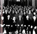 Рязанские женщины на приеме в Кремле. 16 октября 1959 г.